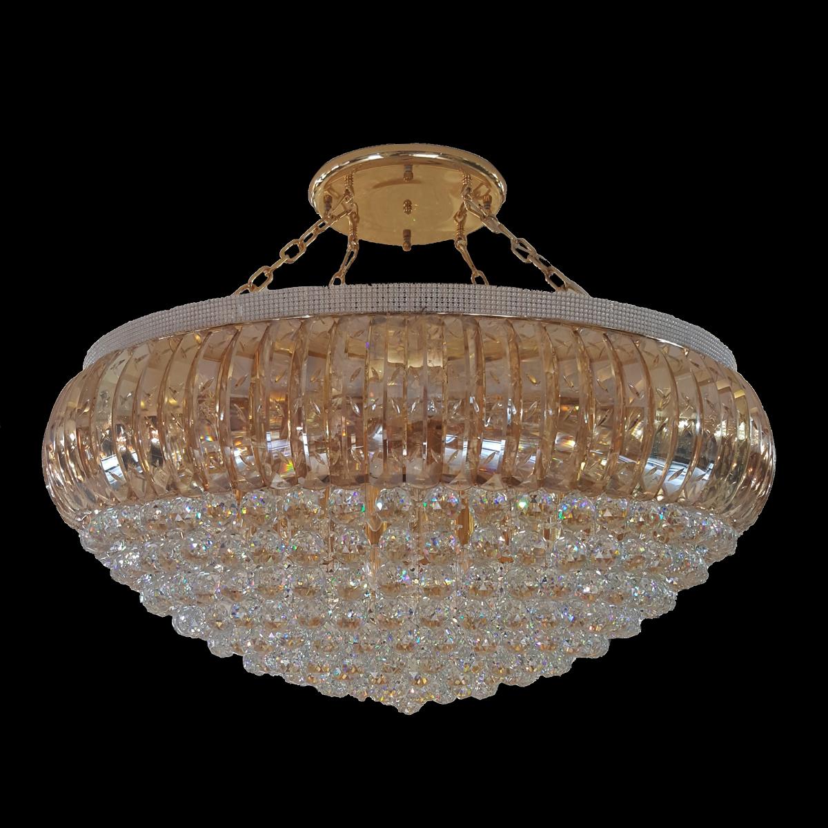 Dome 1000 Gold Chandelier - CRPDOM231000GD