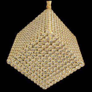 Essex 300 Gold Chandelier - CRPESS01300GD