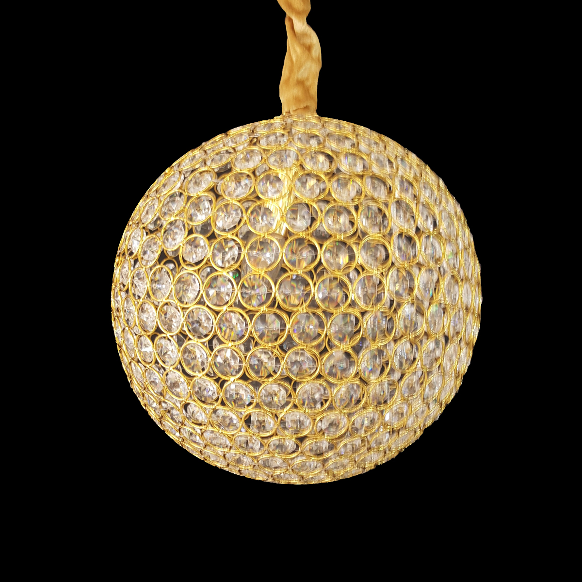 Norfolk 300 Gold Chandelier - CRPNOR01300GD
