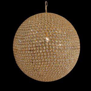 Norfolk 700 Gold Chandelier - CRPNOR05700GD