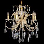 Buckingham 620 Gold Chandelier - CRPBUC06620GD