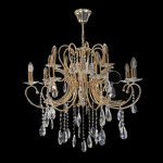 Buckingham 750 Gold Chandelier – CRPBUC12750GD