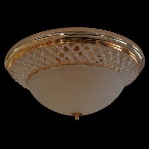 Dorset 510 Gold Ceiling Light - CTCDOR06510GD