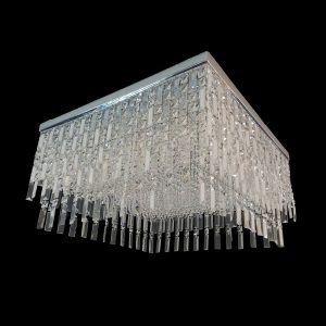 Durham 700 Chrome Ceiling Light - CTCDUR12700CH