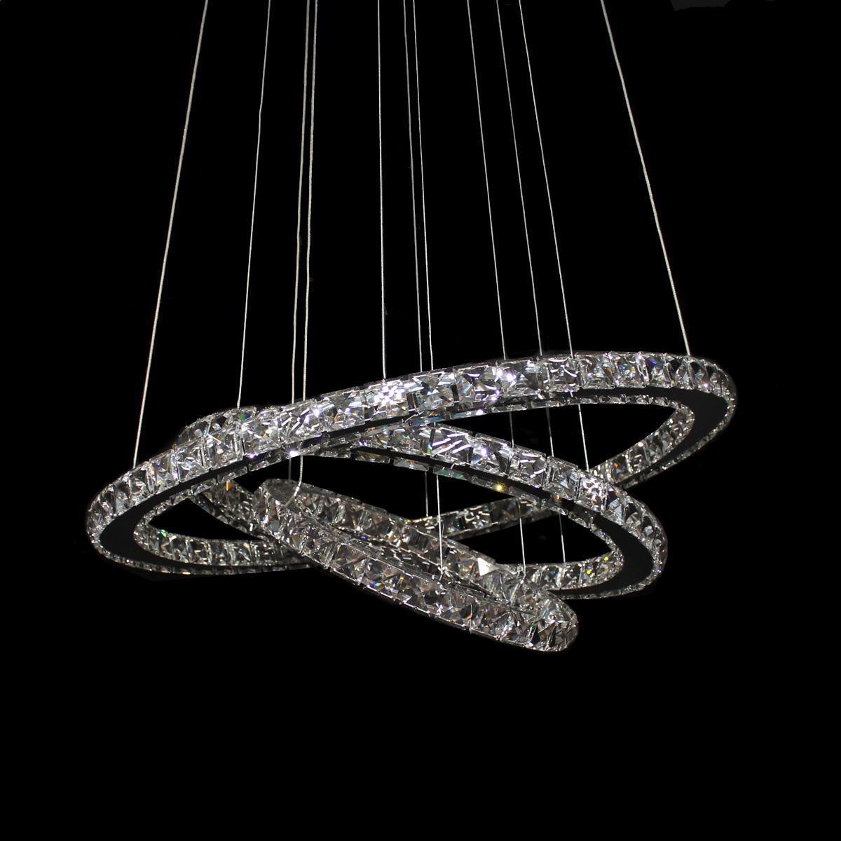 GALAXY 1000 LED Crystal Pendant - LEDP1028