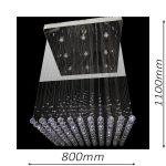 1 Box Pyramid 800mm String Chandelier – CRP1016