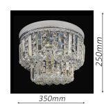 Kent 350 Chrome Ceiling Light – CTCKEN04350CH