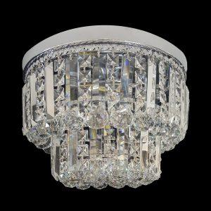 Kent 350 Chrome Ceiling Light - CTCKEN04350CH