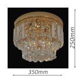 Kent 350 Gold Ceiling Light – CTCKEN04350GD