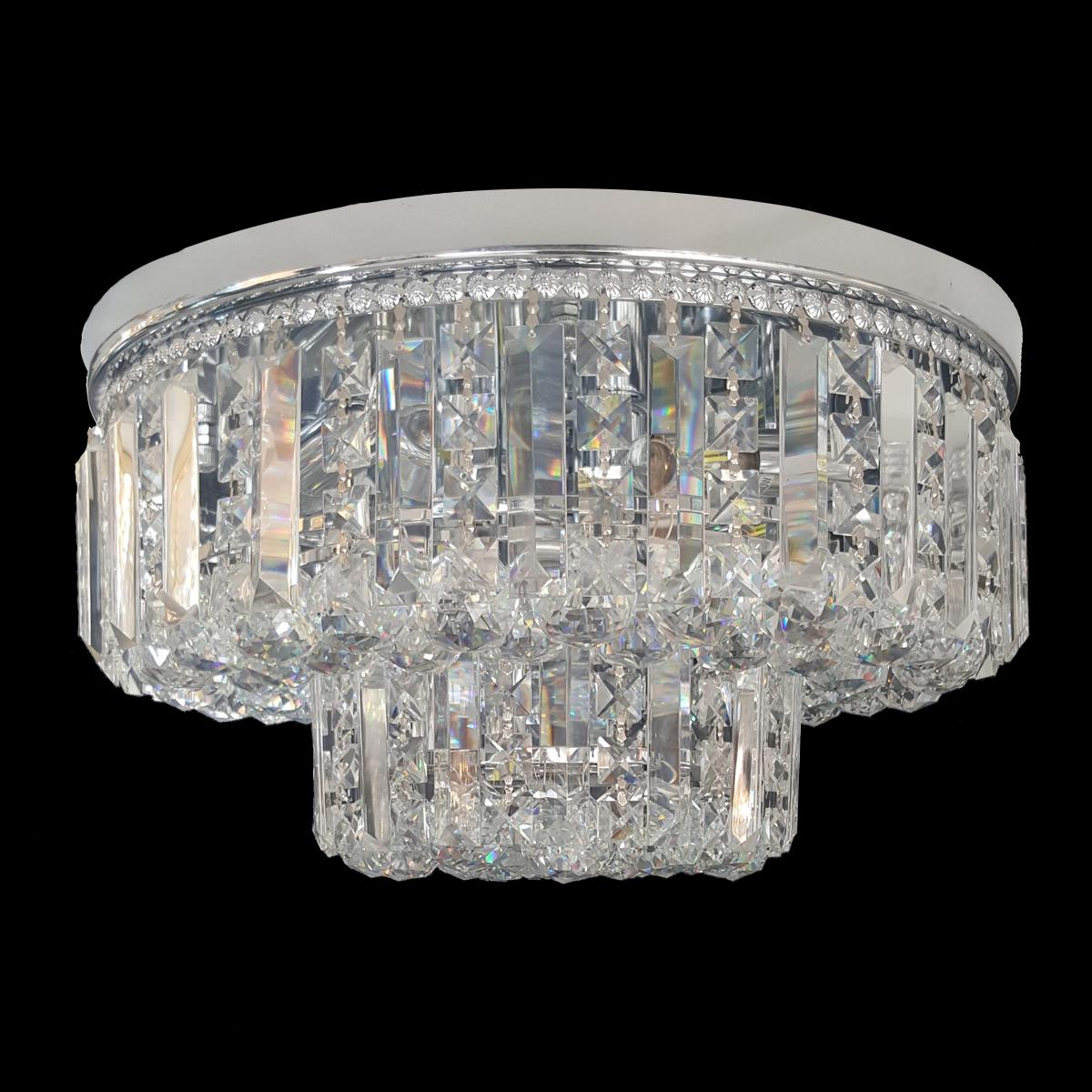 Kent 450 Chrome Ceiling Light - CTCKEN06450CH