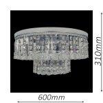 Kent 650 Chrome Ceiling Light – CTCKEN11650CH