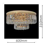 Kent 650 Gold Ceiling Light – CTCKEN11650GD