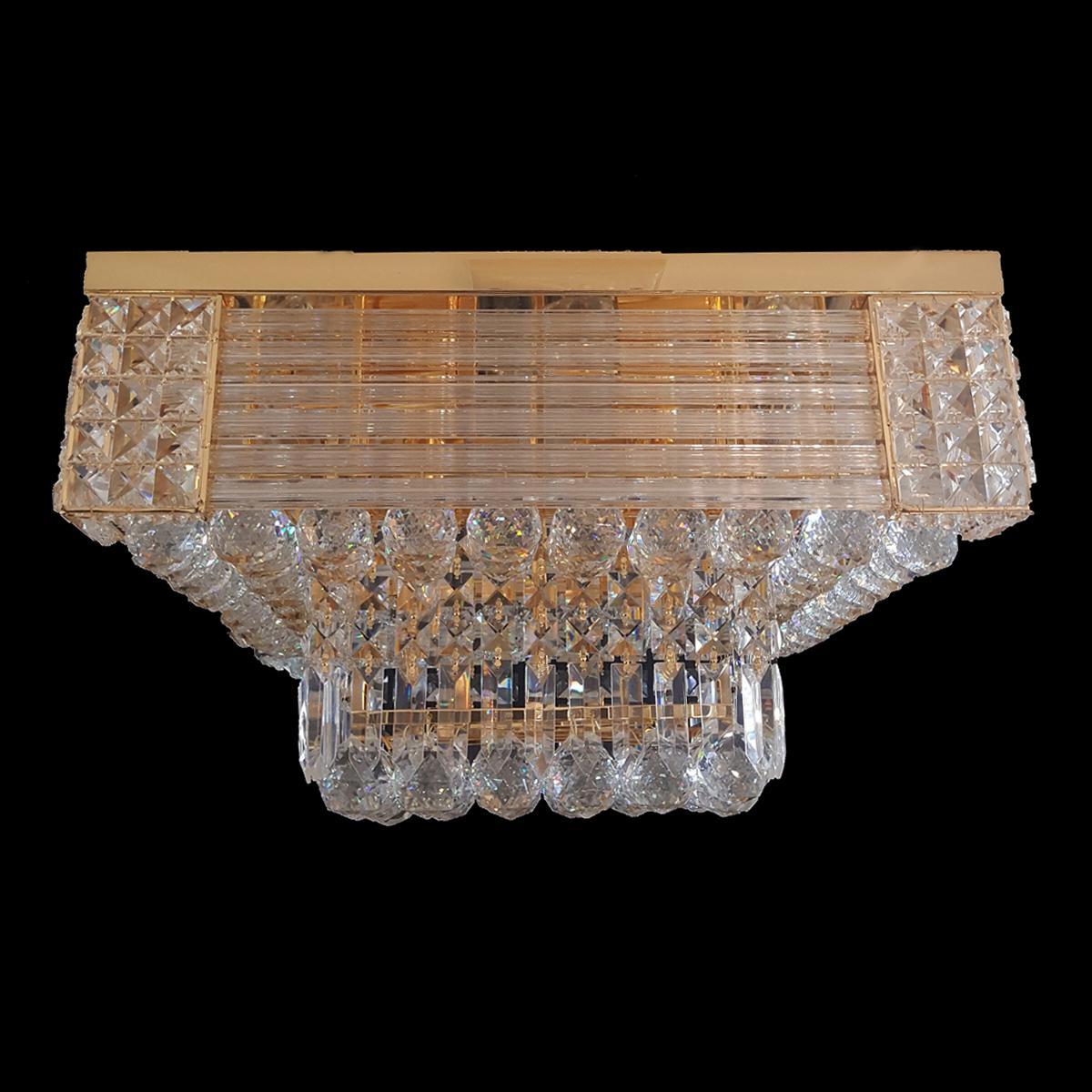 Midland 500 Gold Ceiling Light - CTCMID12500GD