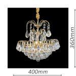 Surrey 400 Gold Chandelier – CRPSUR03400GD