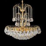 Surrey 600 Gold Chandelier - CRPSUR10600GD
