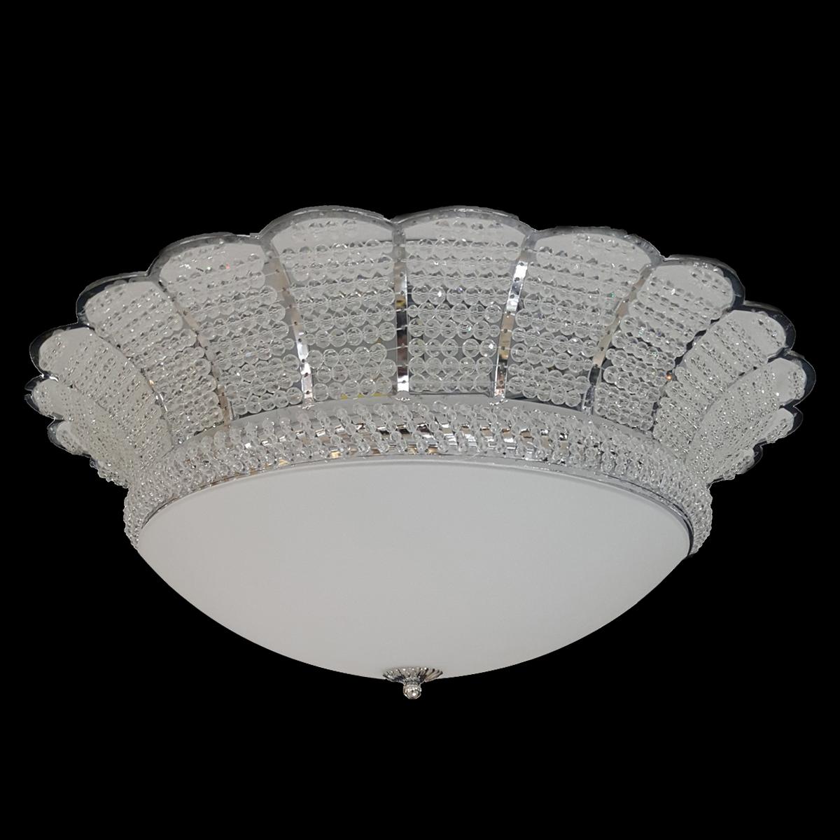 Tyne 550 Chrome Ceiling Light - CTCTYN06550CH