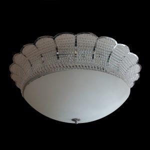 Tyne 650 Chrome Ceiling Light - CTCTYN09650CH
