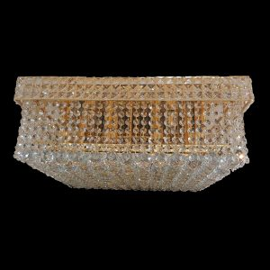 Wight 600 Gold Ceiling Light - CTCWIG12600GD